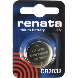 RENATA baterie litiu CR2032