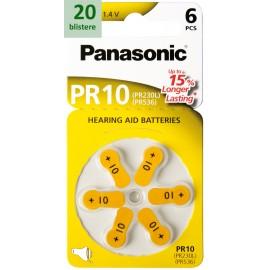 Panasonic PR10 - 20 blistere