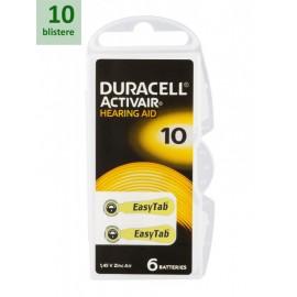 DURACELL 10 ActivAir -10 blistere