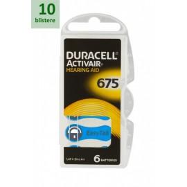 DURACELL 675 ActivAir -10 blistere