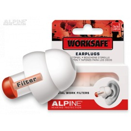 Dopuri antizgomot ALPINE WorkSafe