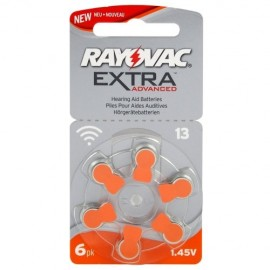 Rayovac 13 Extra Advanced - 1 blister