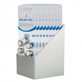 Rayovac 675 Implant - 10 blistere
