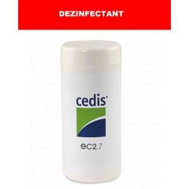 CEDIS Servetele umede antibacteriene 90 buc