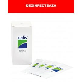 Servetele umede CEDIS EC2.3 antivirale si antibacteriene 25 buc