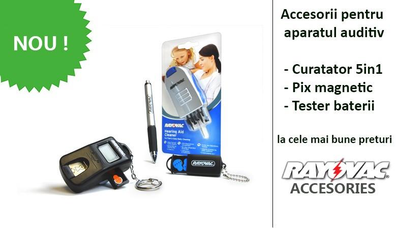 Accesorii pentru aparatele auditive